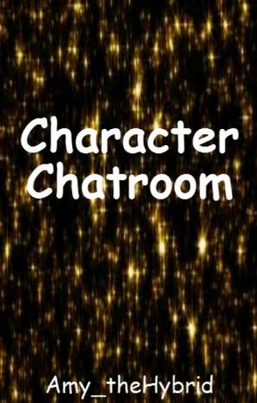Character Chatroom by Amy_theHybrid