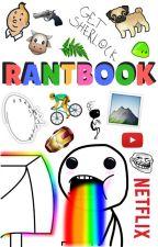 RANTBOOK by Niark-Niark