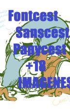 Imagenes Foncest Sanscest y Papycest by loquenderafrikixD
