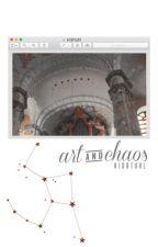 art & chaos » jhk+pjm by kidrtuhl