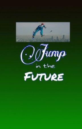 The jump in the future  by UnglaublichE