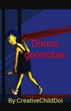 Dhmis Goretober by CreativeChildDoi