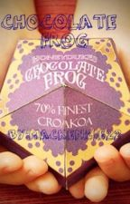 Chocolate Frog - A Ron Weasley fanfic by -macky_hippogriffs-