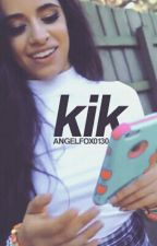kik ▪ Camila/You by AngelFox0130