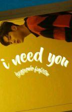 i need you;; 2won by perfectgirlxz
