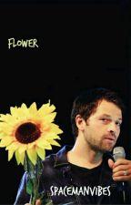flower || destiel  by deadcoi