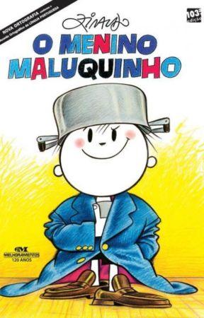 O Menino Maluquinho by pedribne