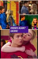 Friends Again? LUCAYA! by LUCAYAISTHEBOOM