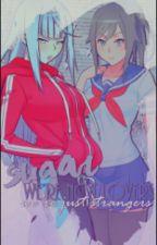 De Nuestro Odio...Vino Nuestro Amor... (megami saiko x ayano aishi.) by aome_xx