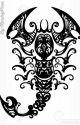 *~Escorpio~* [Horóscopo Black] by MarshlyPines