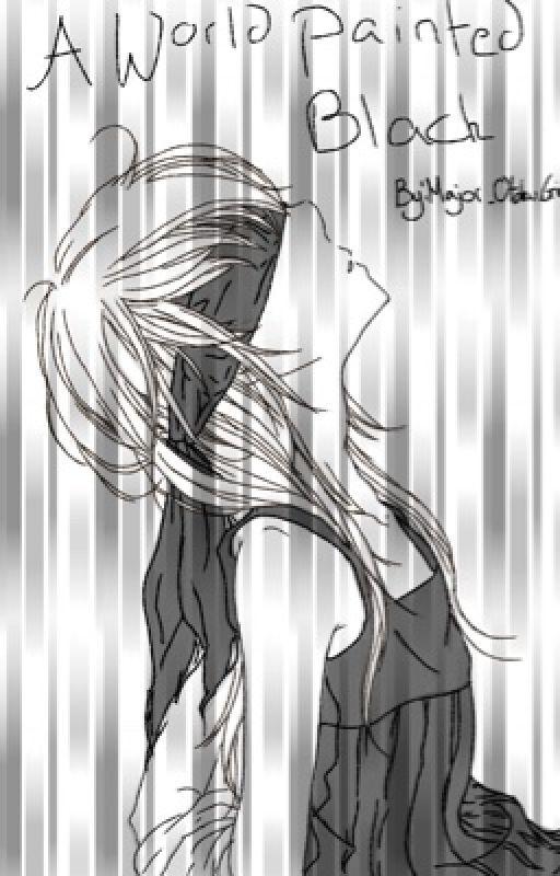 {A World Painted Black}~ [Levi X Reader] by Major_Otaku_Girl