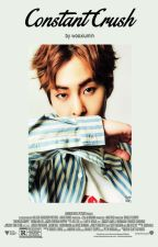 Constant Crush • Kim Minseok by wooxiumin