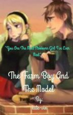 Farm boy and the model by kate-vix