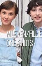 Mileven and Fillie One Shots by milkdudx