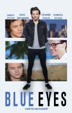 Blue Eyes - Styles Triplets by larryislouisxharry