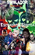 Escuadrón suicida y Tu by RubiuhftOllie12
