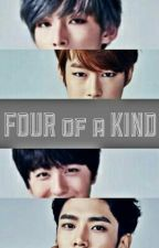 Four of a Kind •SF9• by Yutanny