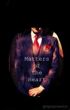 Matters of the Heart (A Mycroft Holmes Fanfiction) by grayxpression
