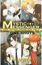 MYSTIC MESSENGER: ONE SHOTS by deyenyen
