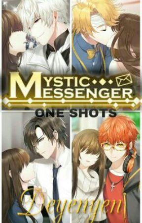 MYSTIC MESSENGER: ONE SHOTS/IMAGINES - 5  707 x Reader ~ Secrets