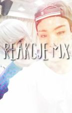 reakcje monsta x by njoonah
