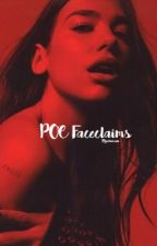 Poc FaceClaims by murderisland