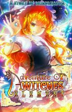 Adventure Of Witches Element by DhiaUlhafifa