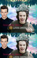 Louis tomlinson instagram_larry by loseana_larry