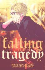 Falling for a Tragedy || Kei Tsukishima AU by tsukkki-