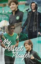 My Perfect Player by larriefodida