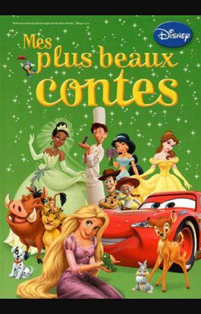 Mon livre Disney by TunisiaAya