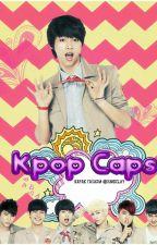 kpop caps by medinegok400