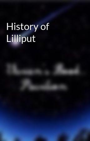 History of Lilliput by ViviansBookPavilion