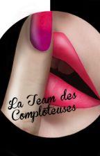 La Comploteuse et son grand secret by purples89