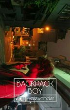Backpack Boy by --alexander
