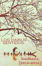 LOS HAIKUS SENTIDOS. by Jonthans82