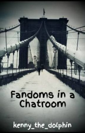 Fandoms in a Chatroom by party_in_the_tardis