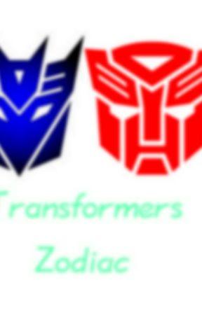 Transformers zodiac by AgnieszkaLewkowicz