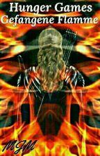 Hunger Games- Gefangene Flamme by MJM-99