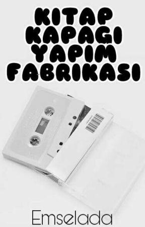 KİTAP KAPAĞI YAPIM FABRIKASI by Emma_K_117