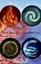 The Battle Of Heros! (TBOH) by MissJodi