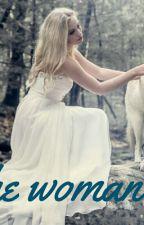 The woman-wolf  by Anna2121ku