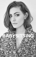 BABYSITTING ↘︎ JACK GILINSKY  by vxmalachai
