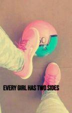 Every girl has two sides by pkaradakoy