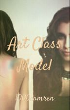 Art Class Model (Camren) by 1000camren