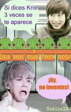 Inu'sen'sual Paranoia 3 (ChanBaek/KrisTao/OneShot) by Natibel94