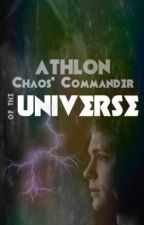 Athlon, Chaos' Commander of the Universe (COMPLETED) by NancySanda