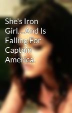 She's Iron Girl....And Is Falling For Captain America. by okiedokiemackandchee