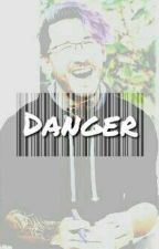 Danger (Punkiplier X Reader) by queenlouehh