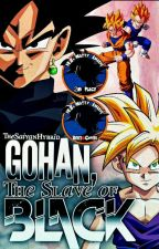Gohan, The Slave of Black by TheSaiyanHybrid